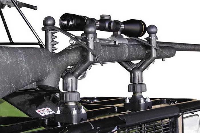 Крепление для ружья на снегоход своими руками 71